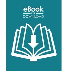 Ebook design vector