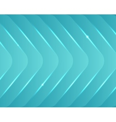 Arrows background technology lines vector