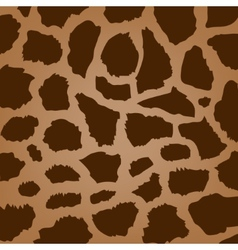Giraffe texture vector