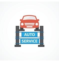 Auto service vector