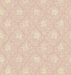 Decorative seamless floral vector