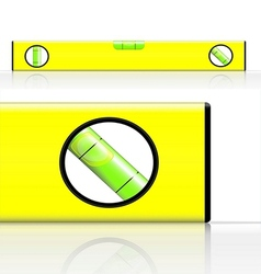 Spirit level vector