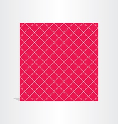 Red wire seamless texture design vector