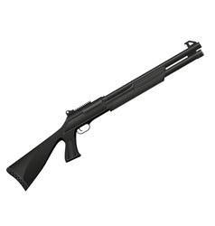 Shotgun 03 vector