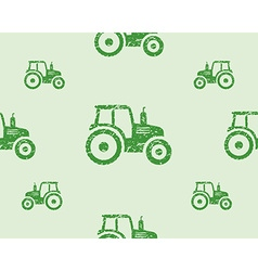 Natural products seamless pattern farm fresh eco vector