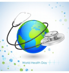 World health day vector