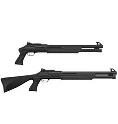 Shotgun 05 vector