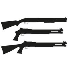 Shotgun 07 vector