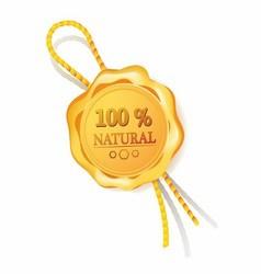 100 natural golden label stock photos vector