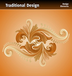 Floral and foliage patterns vector