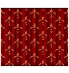 Lily symbol vector