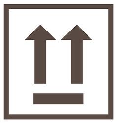 Sign up symbol vector