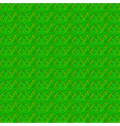 Background of green grass vector