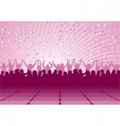 Party template vector