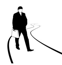 Pedestrian vector