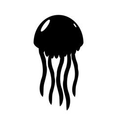 Jellyfish vector