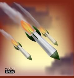 Rockets attack vector