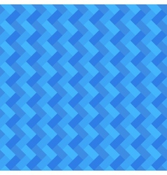 Blue geometric rectangle seamless background vector