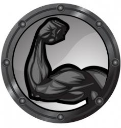 Strong arm vector