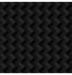 Black geometric rectangle seamless background vector