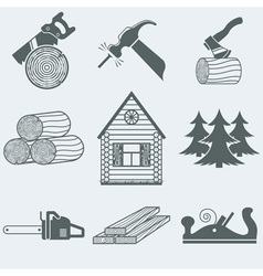 Woodworking vector
