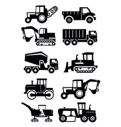 Construction transport vector