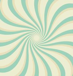 Starburst waves blue vector