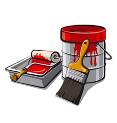 Paintbucket vector