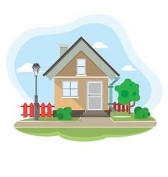 Home vector