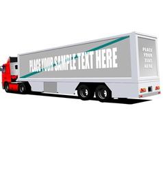 Al 0608 truck vector