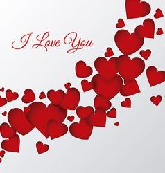 Love poster vector