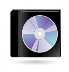 Cd in a box vector