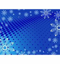 Ugly snowflake vector