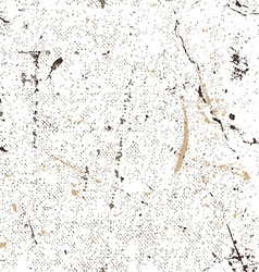 Seamless dirty rusty grunge texture background vector