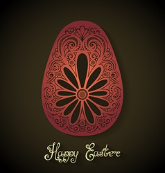 Easter holiday design vector