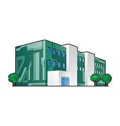 Electronics factory vector