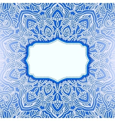 Abstract background ornamental vector