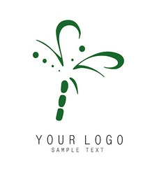 Sign logo vector