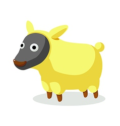 Icon sheep vector