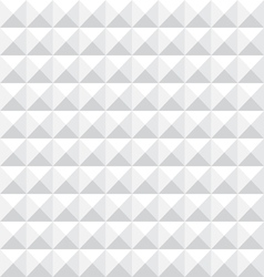 Geometric white seamless pattern vector