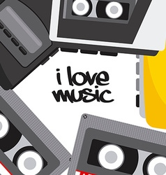 Music concept vector