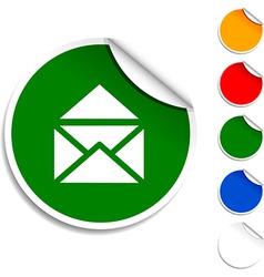 E-mail icon vector