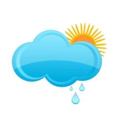 Weather symbol vector