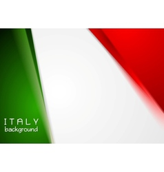 Elegant bright abstract background italian colors vector
