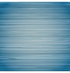 Wooden texture of blue color vector