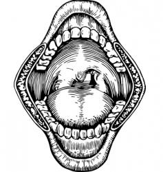 Oral cavity vector