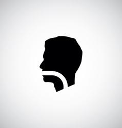 Throat icons vector