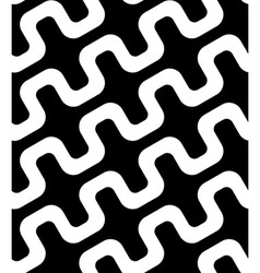 Abstract black and white simple diagonal square vector