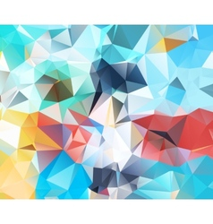 Abstract geometric background new vector