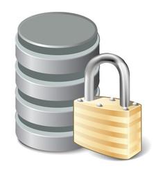 Lock database vector